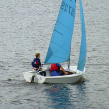 Improving your sailing with East Lancashire RYA Sailing School